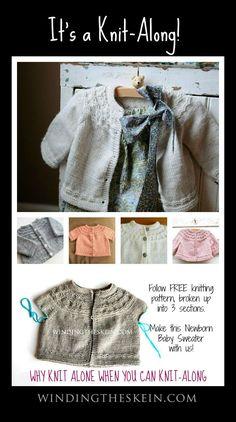 free toddler sweater knitting pattern