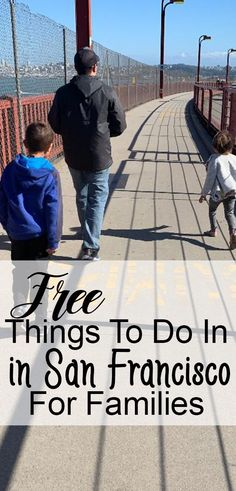 With so many things to do in San Francisco, there are many free activities for families. Kids, toddlers, and teens will love all of these fun ideas! San Francisco With Kids, San Francisco Travel, Travel Guides, Travel Tips, Travel Destinations, Free Activities, Travel Activities, Travel With Kids, Family Travel
