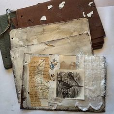 TinyBear Studio: Mixed Media Art Book