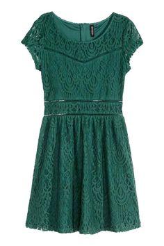 Vestido de renda | H&M