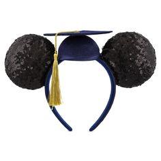 Mickey Mouse Graduation 2018 Ear Headband for Adults
