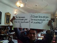Hoy en el concejo de Popayán #Mermelada