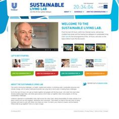 Unilever's crowdsourced lab for sustainable living