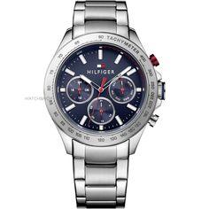 Mens Tommy Hilfiger Hudson Watch 1791228