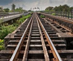 Railroad Tracks Parallel Stock Photos Images. 1,178 Royalty Free ...