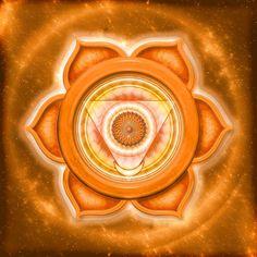 Sakralchakra (2. Chakra, Svadhisthana): Lebenslust und Schaffenskraft. Aufgabe, Farbe, Störungen, Blockaden und Öffnen des Sakralchakras.