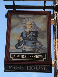 Admiral Benbow, Swan Hill, Kingsland, Shrewsbury