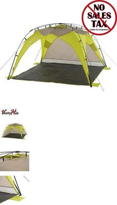 Canopies And Shelters 179011: Beach Shelter Cabana Portable Sun Shade Canopy  Tent Umbrella Camping Hut Picnic  U003e BUY IT NOW ONLY: $57.98 On EBay!