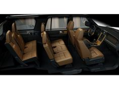 New 2013 #Lincoln #Navigator #interior http://causewaylincolnofmanahawkin.com/Atlantic-City/Dealer/New/Lincoln/Navigator/