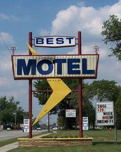 Best Motel.....Toledo, Ohio