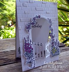 Osterbasteln With a bow on top: Just Add Ink - Just Add a Celebration A Guide To Online Degrees 3d Cards, Paper Cards, Fancy Fold Cards, Folded Cards, Stamping Up Cards, Card Tutorials, Sympathy Cards, Homemade Cards, Making Ideas