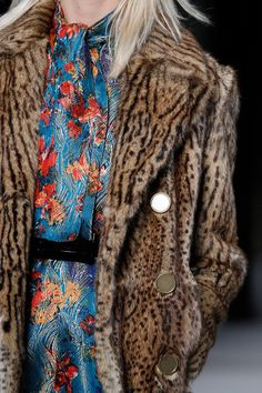 Saint Laurent   Fall 2014 Ready-to-Wear Collection   Style.com [Photo: Marcus Tondo / Indigitalimages.com]