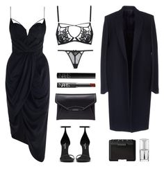 """""""Classy"""" by baludna ❤ liked on Polyvore featuring Zimmermann, Agent Provocateur, L'Agent By Agent Provocateur, Yves Saint Laurent, Givenchy, NARS Cosmetics and Christian Dior"""