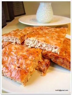 Tonnikalapannari :: reseptit :: karppaus.info Low Carb Recipes, Healthy Recipes, Paleo, Keto, Healthy Options, Lasagna, French Toast, Pizza, Breakfast