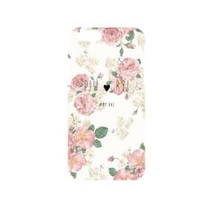 MIKOREA: Flower pattern of customized phone case