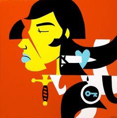 Illustrator: Chris Bishop. I Feel Like I Know Her