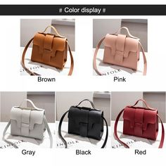New Fashion Retro Crossbody Bags 9fa3298ca1ff5