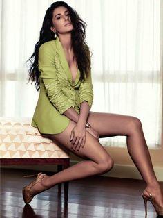 Nargis Fakhri Hot and sexy Photoshoot for Maxim India July 2013