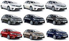 2017 Toyota Corolla Colors 2018 Altis Dealership