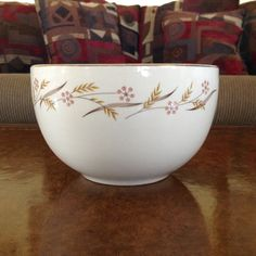 "Universal Ballerina 6"" Mixing Bowl in Harvest by AlbertsonMiller on Etsy"