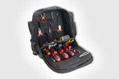 The HellermannTyton Backpack #ToolKit, you know you want it.