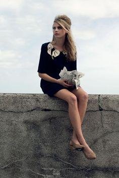 New Fashion Girl Model Cara Delevingne Ideas Look Fashion, Fashion Models, Girl Fashion, Dress Fashion, Cara Delevingne Style, Mod Girl, Mode Inspiration, Fashion Inspiration, Girl Model