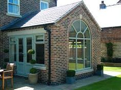 Image result for orangery curved windows Garage Doors, Windows, Mansions, House Styles, Outdoor Decor, Home Decor, Image, Decoration Home, Manor Houses