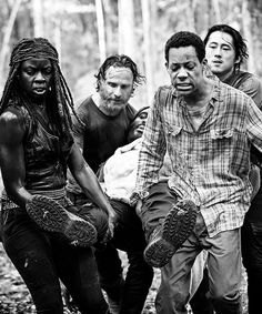 """The Walking Dead 5x09 """"What Happened & What's Going On"""""""