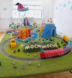 Anna Hrachovec's Mochi Mochi Land