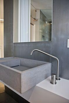 CEA basin tap, available via inoxtaps.com # CEA Design bathroom taps # ceadesign.it bathroom taps # ceadesign deck mounted basin mixer via inoxtaps.com