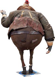 The Boxtrolls Mr. Trout Original Animation Puppet (LAIKA, 2014).... | Lot #94230 | Heritage Auctions