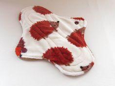 Minky Cotton Velour Petite Tweens Teens by MariposasClothPads, $7.50