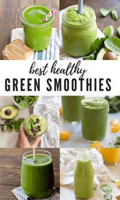 Delicious, Easy-To-Make Smoothies For Rapid Weight Loss, Increased Energy, Incredible Health! #smoothiediet #smoothierecipes #weightlosssmoothies #smoothieideas #smoothielife