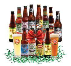 Gluten Free  Beer Gift Basket