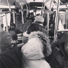 This Is What It Looks Like to Be Commuting On SEPTA Right Now | News | Philadelphia Magazine