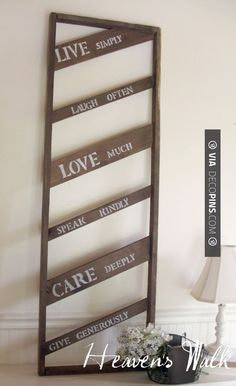 Heaven's Walk: Pallet Art & Some Thank You's Wood Pallet Art, Pallet Crafts, Diy Wood Projects, Wood Art, House Projects, Barn Wood, Recycled Pallets, Wooden Pallets, Pallet Designs