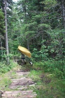 I love to portage, call me strange. Canoeing, Kayaking, Boundary Waters, North Shore, Campsite, Pathways, Wilderness, Garden Tools, Natural Beauty