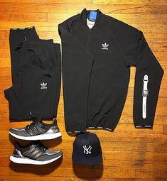 WEBSTA @ kicks.guy - Adidas got me like.  adidas outfit.:@adidas sst…