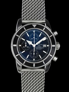 Superocean Héritage Chronographe 46 - Breitling - Instruments for Professionals