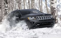 2016 Jeep Compass Review
