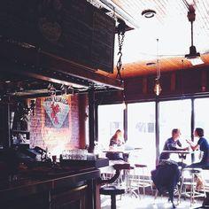 Café Sardine, Montréal - Crédit : http://instagram.com/etvoilacoralie/