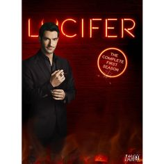 Lucifer - The Complete First Season (Dvd)