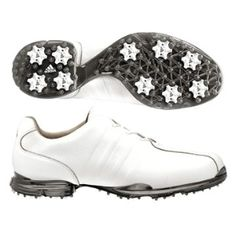 super cute 201d4 6eef1 Size 7 white adidas adipure z shoes. Best Golf Shoes, Adidas Golf, Great