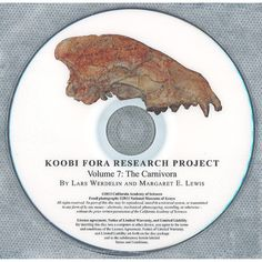 My book Koobi Fora Research Project: Volume 7: The Carnivora is available for purchase at the California Academy of Sciences website. It includes a DVD of ALL fossil carnivorans from Koobi Fora.