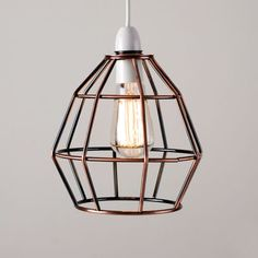 Hm large wire basket 2499 home pinterest wire basket vintage industrial style metal cage wire frame ceiling pendant light lamp shades keyboard keysfo Image collections