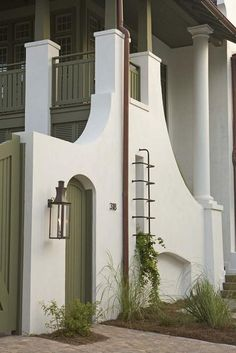 A Boheme Design - An Architecture Design Firm in Rosemary Beach, Florida a climate well-suited to this form of porous breathable concrete | More stucco walls here https://www.pinterest.com/explore/stucco-walls/
