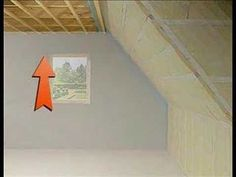 In this tutorial, we learn how to drywall your attic & loft with Fermacell.