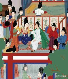 Art N Craft, Ancient China, Hanfu, Chinese Art, Asian, Drawings, Poster, Crafts, Manualidades