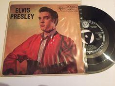 Elvis Presley Ep RCX-104 Elvis Presley Tri-centre in Music, Records, 7'' Singles | eBay