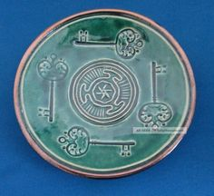 Goddess Hekate Hecate Wheel And Key Blessing